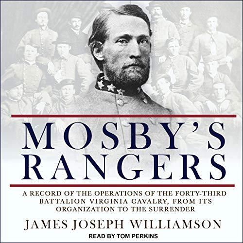 Mosby's Rangers cover art