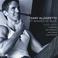 Many Shades of Blue by Gary Allegretto (2013-05-03)