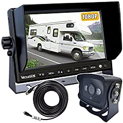 top rated Truck rear view camera, two mounting methods, clutter, no delay, 7 inch widescreen and … 2021