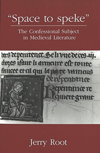 Space to Speke: The Confessional Subject in Medieval Literature
