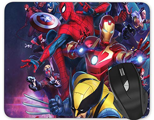 Avengers Mouse Pad Office Mouse Pad Gaming Mouse Pad Mat Mouse Pad