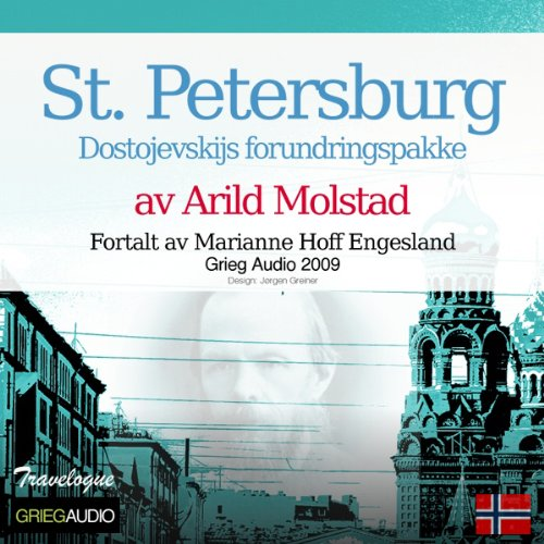 Reiseskildring - St. Petersburg [Travelogue - St. Petersburg] audiobook cover art
