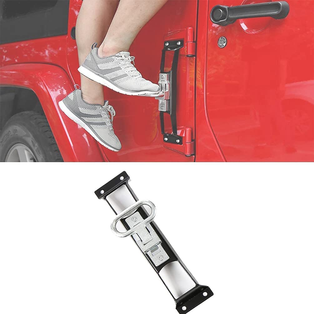 LYZP Easy sale Access to The Super special price car Ped Jeep for Wrangler roof Door