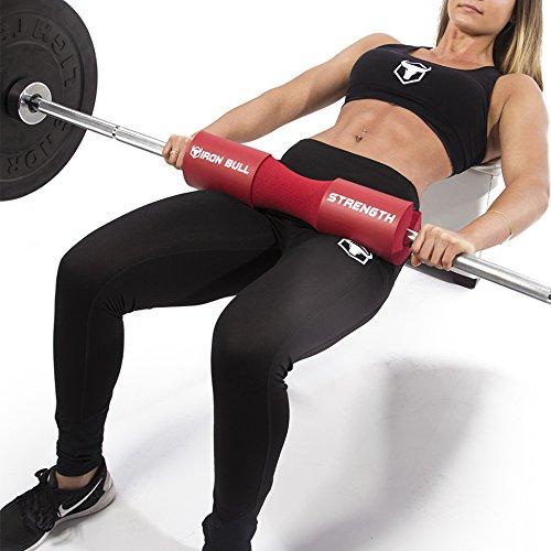 Iron Bull Strength Advanced Squat Pad
