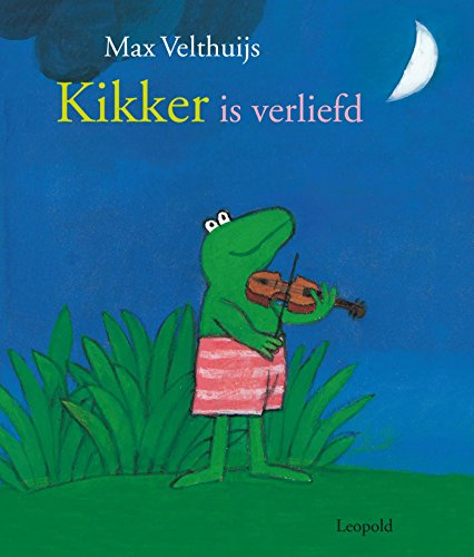 Kikker is verliefd (Dutch Edition)
