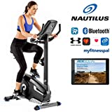 Nautilus Heimtrainer U626 mit PMS-Magnetbremssystem (13,5 kg Schwungmasse), Bluetooth, kompatibel...
