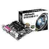 Asrock 90-MXGRF0-A0UAYZ - Placa Base (D1800b-Itx, Cj1800, Intel Soc, 2ddr3, 16gb, Vga+Hdmi, Gblan, Usb3, Mitx)