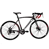 OBK XC550 Road Bike 700C Wheels 21 Speed Disc Brake Mens or Womens