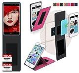 Hülle für Elephone P9000 Edge Tasche Cover Hülle Bumper | Pink | Testsieger