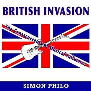 British Invasion audiobook cover art