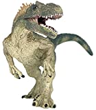 Gemini&Genius Jurassic Park Dinosaur Toys Allosaurus Dinos World Action Figure with Movable Jaw Safari Animal Toys Cool Cake Topper, Party Gift and Prize Supplies for Kids 3-12 Years Old