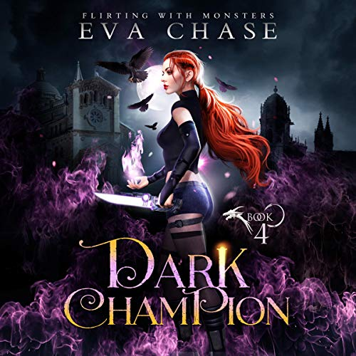 Dark Champion Audiobook By Eva Chase cover art