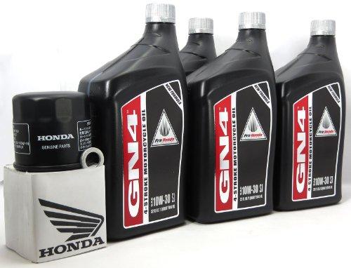 2011 HONDA VT1300CX/CXA FURY/FURY ABS OIL CHANGE KIT