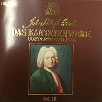 Complete Cantatas 18