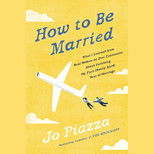 How to Be Married audiobook cover art