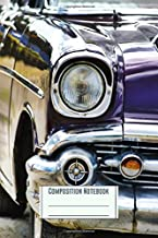 Composition Notebook: Cuban Classic Workbook for Girls Kids Teens Students for Back to School