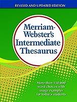 Merriam-Webster's Intermediate Thesaurus (Merriam Webster)