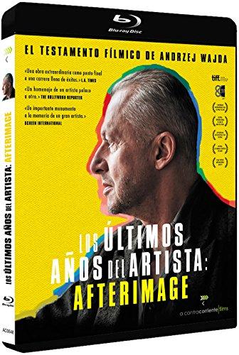 Los últimos años del artista: Afterimage [Blu-ray]
