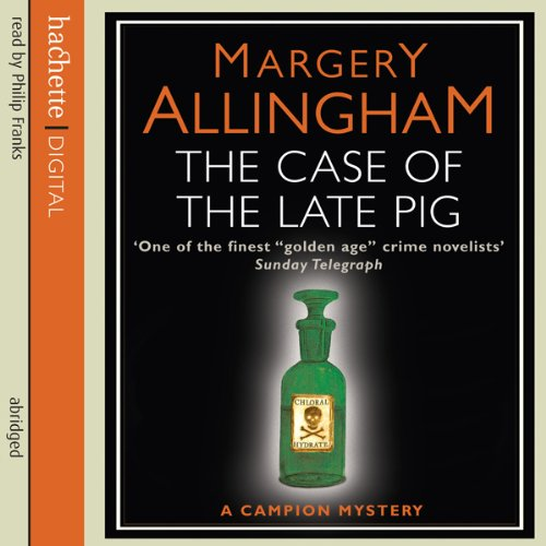 The Case of the Late Pig Titelbild