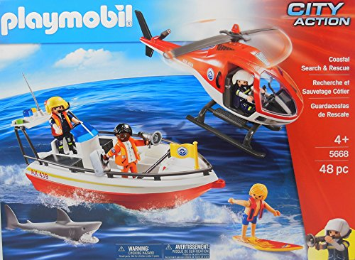 PLAYMOBIL® Club Küstenwache 5668