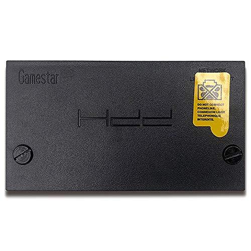 Mogzank Adaptador de Red HDD de Interfaz GameStar SATA para Consola Playstation2 PS2