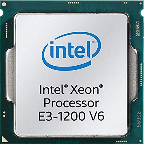 INTEL Xeon E3-1280V6 3,90GHz LGA1151 8MB Cache Tray CPU
