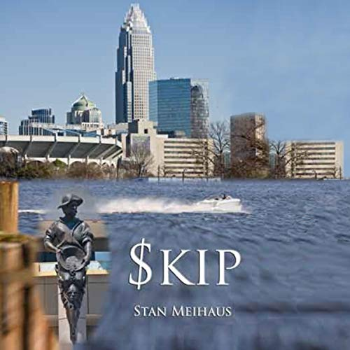 Skip audiobook cover art