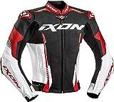 Ixon Giacca da moto Vortex 2 Jkt nero/bianco/rosso, M