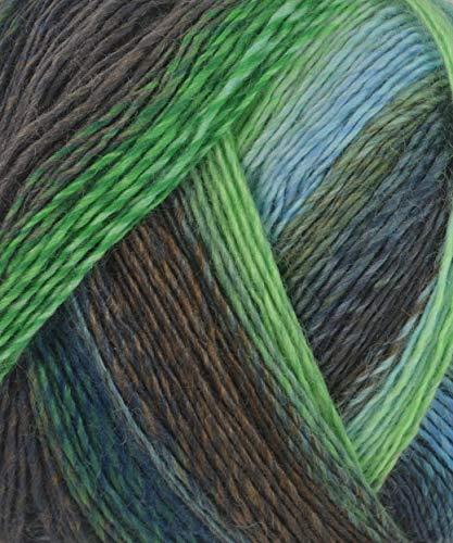 Lang Yarns 50 g Mille Colori Baby Fb. 16 Wolle Strickgarn Häkelgarn * für Bekleidung, Socken und Accessoires * NEU