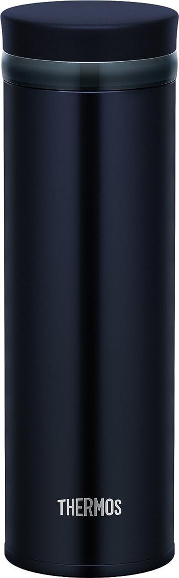 くぼみ海峡ようこそサーモス 水筒 真空断熱ケータイマグ 【スクリュータイプ】 500ml ダークネイビー JNO-502 DNVY