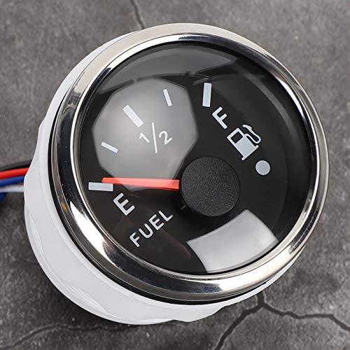 Indicador de nivel de combustible Pantalla digital LED de 2 pulgadas Alarma...