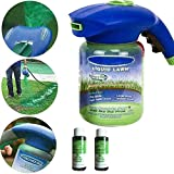 Hydro Mousse Liquid Lawn,Liquid Lawn Seed Spray for Seed Lawn Care Grass Shot Household Seeding System with Nutrient Solution (2pcsNutrient Solutions)