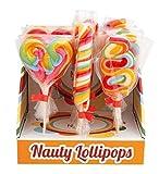 Espositore n. 24 Lecca Lecca Multicolor Assortiti 30 gr - Fatto a Mano