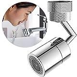 首振り式 シャワーヘッド 節水 キッチン 台所 洗面所 シャワー 蛇口 SPM-KCFAU
