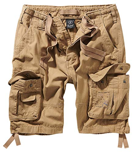 Brandit Pure Vintage Shorts, Beige 5XL
