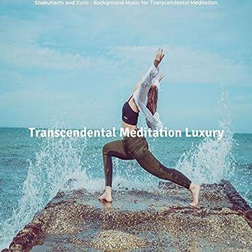 Shakuhachi and Koto - Background Music for Transcendental Meditation