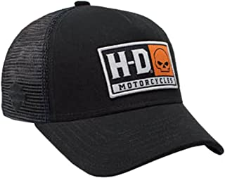 fe01e5935cd Amazon.com  Harley-Davidson - Hats   Caps   Accessories  Clothing ...
