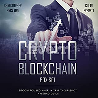 The Crypto-Blockchain Box Set: 2 Books in 1 cover art