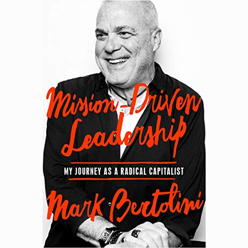 Mission-Driven Leadership audiobook cover art