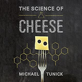 The Science of Cheese cover art