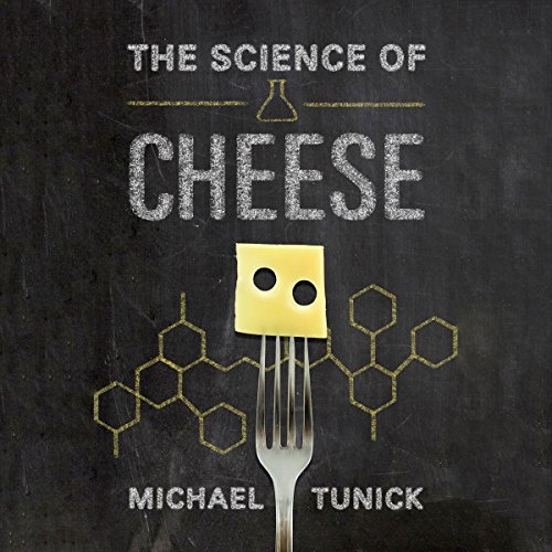 The Science of Cheese audiobook cover art