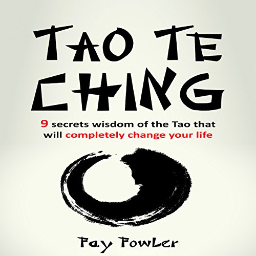 Tao Te Ching: 9 Secrets audiobook cover art