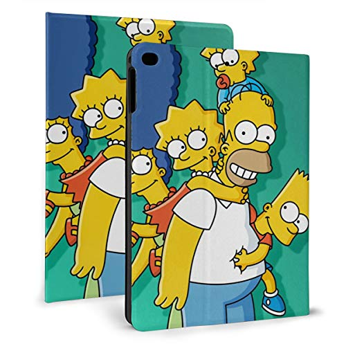 Bart_Simpson Impact Resistance Tablet Case Bag with Zipper, Notebook iPad Cover Case Protective for Laptop Sleeve for 7.9 inch/ 9.7inch