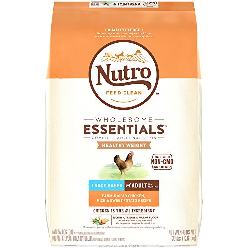 NUTRO Wholesome Essentials Adult Healthy...