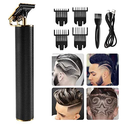 Outliner – Cortapelos para hombre, de 0 mm, para peluquería y peluquería