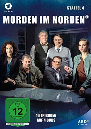 Morden im Norden - Staffel 4 [4 DVDs]