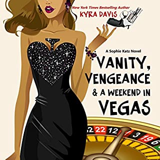 Vanity, Vengeance and a Weekend In Vegas audiobook cover art