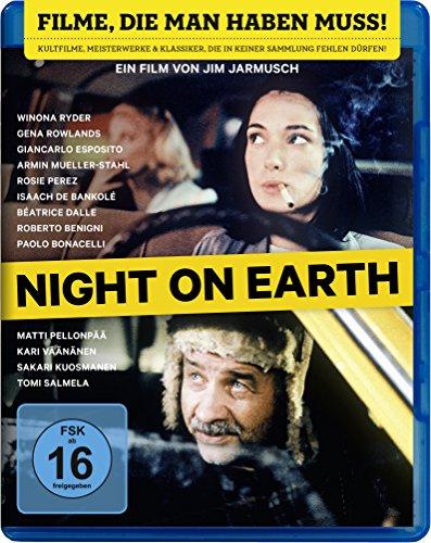 Night on Earth (OmU) [Blu-ray]