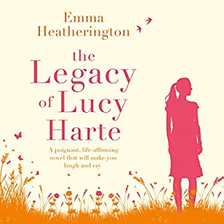 The Legacy of Lucy Harte                   By:                                                                                                                                 Emma Heatherington                               Narrated by:                                                                                                                                 Melanie McHugh                      Length: 10 hrs and 7 mins     7 ratings     Overall 4.0