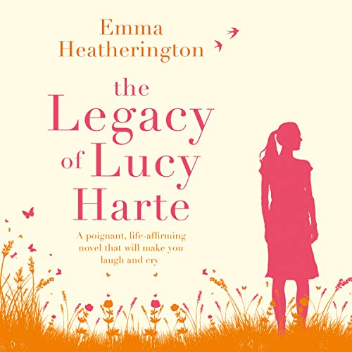 The Legacy of Lucy Harte audiobook cover art